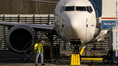 The 737 Max wasn't the only problem Boeing faced in 2020.