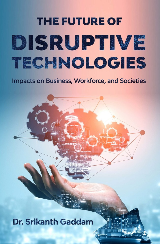 Technopreneur and CEO of ERPA Analysts Inc. - Dr. Srikanth Gaddam - Publishes New Book
