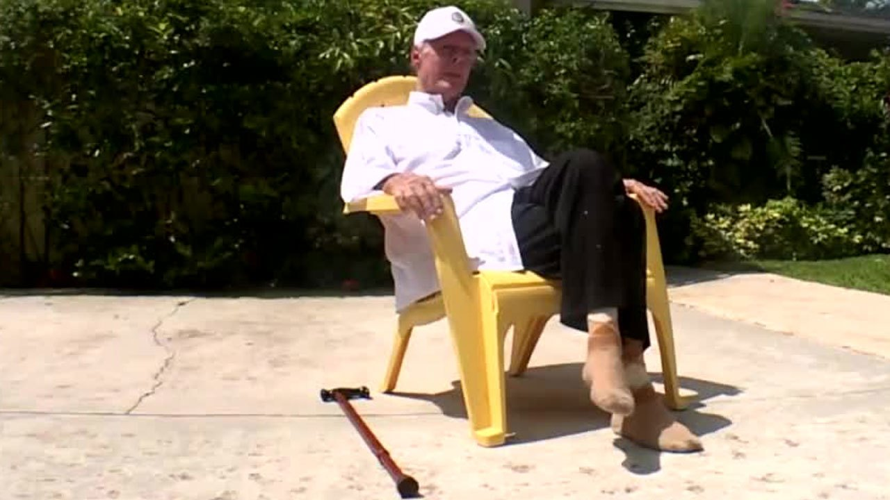 Bob Rodenberg, West Palm Beach resident who moved because of home insurance costs